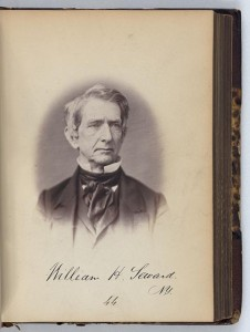 William H Seward, 1859