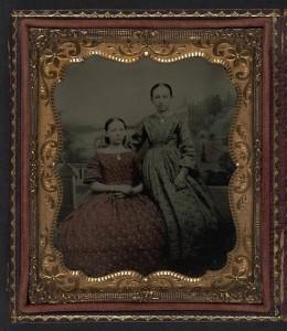 Southern women c.1860-1870