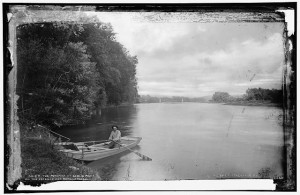 Potomac near Berlin, Maryland