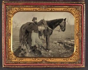 John E. Cummins - Ohio Infantryman