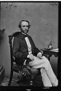Frederick W. Seward (ca. 1860-1865; LOC - LC-DIG-cwpbh-03564 )