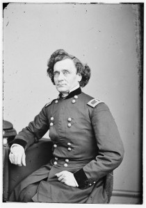 Portrait of Brig. Gen. Thomas W. Sherman, officer of the Federal Army (1860-65;LOC - LC-DIG-cwpb-05370)