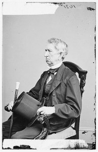 Portrait of Secretary of State William H. Seward, officer of the United States government (Between 1860 and 1865; LOC - LC-DIG-cwpb-04948)