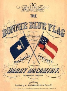 The Bonnie Blue Flag sheet music