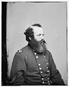 Portrait of Maj. Gen. Romeyn B. Ayres, officer of the Federal Army (Between 1860 and 1865; LOC: LC-DIG-cwpb-05268)