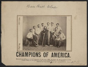 Champions of America (Brooklyn, (New York) : c1865; LOC: LC-DIG-ppmsca-09310)
