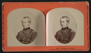 """Fighting Joe Hooker"" (between 1861 and 1865; LOC: LC-DIG-stereo-1s02857)"