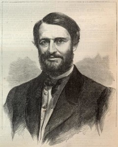clement-vallandigham (Harper's Weekly, June 6, 1863)