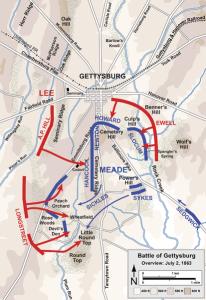 Gettysburg_Battle_Map_Day2 (Map by Hal Jespersen, www.posix.com/CW)