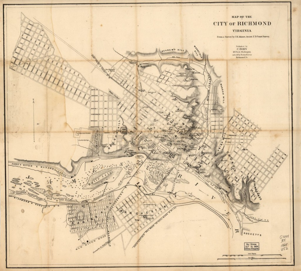 Richmond 1864