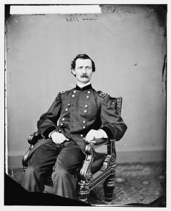 General J.B. Fry (between 1860 and 1865; LOC: LC-DIG-cwpbh-03190)