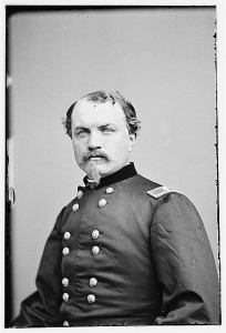 Portrait of Brig. Gen. William W. Averell, officer of the Federal Army (between 1860 and 1865; LOC: LC-DIG-cwpb-05434)