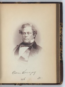 Owen Lovejoy, Representative from Illinois, Thirty-fifth Congress, half-length portrait (by Julian Vannerson, 1859; LOC: LC-DIG-ppmsca-26795)