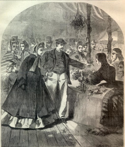 great-new-york-fair (Harper's Weekly, April 16, 1864)