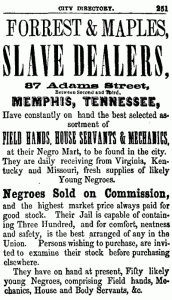 Memphis City Directory for 1855-6.