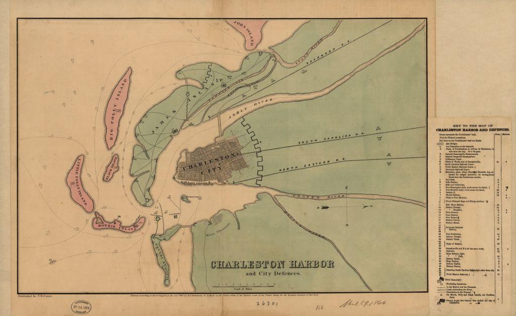 Charlestonharbor1864 (1864; LOC: http://www.loc.gov/item/99448816/)