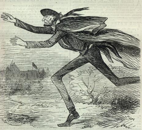 plot-kill-lincoln-1861_Pictur2 (Harper's Weekly, March 9, 1861)