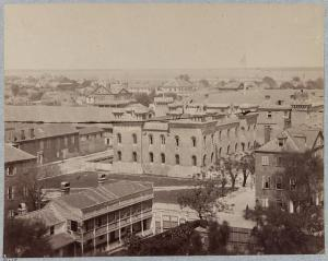 View of Charleston, South Carolina (photographed between 1861 and 1865, printed between 1880 and 1889]; LOC: LC-DIG-ppmsca-34950)