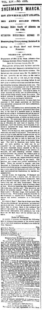 NY Times 11-20-1864
