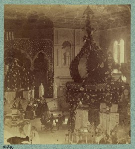 nterior of Secession Hall  (December 1860; LOC: LC-DIG-ppmsca-19336)