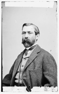 Portrait of Lt. Gen. Richard Taylor, officer of the Confederate Army (between 1860 and 1865; LOC: LC-DIG-cwpb-06290)