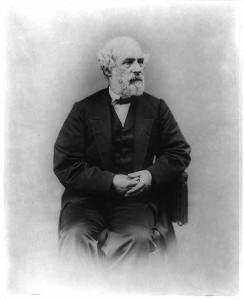 Portrait of General Robert E. Lee, February 18, 1865