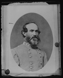 Confederate General Jubal Early, head-and-shoulders portrait, facing front (between 1860 and 1870, photographed later; LOC:  LC-DIG-ds-01484)