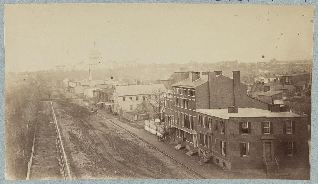 Washington, D.C., April, 1865