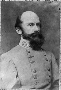 """""""Richard Stoddert Ewell, 1817-1872, bust portrait, facing right; in uniform. CSA general"""" (Library of Congress)"""