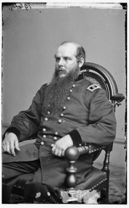 Portrait of Maj. Gen. John M. Schofield, officer of the Federal Army (Between 1860 and 1865; LOC: LC-DIG-cwpb-05934)