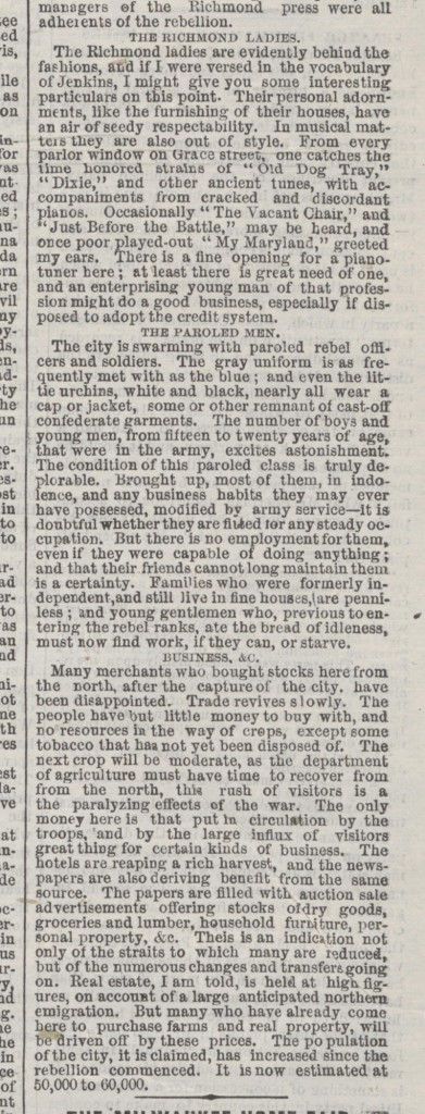 Chicago Times June 15 1865