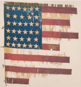 165th Regiment NY Volunteer Infantry National Color