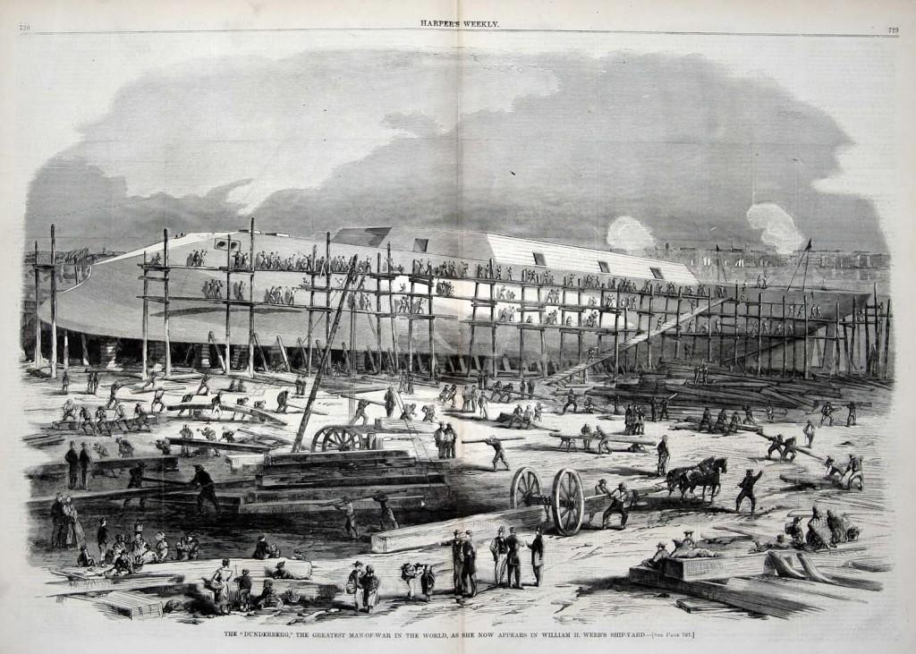 ship-building-1500 (Harper's Weekly November 14, 1863)