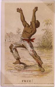 Free!  (c. 1863, Stephens, H. L. (Henry Louis), 1824-1882, artist; LOC: http://www.loc.gov/item/93505065/)