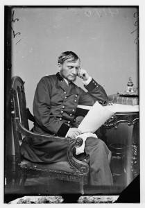 Gen. Judson Kilpatrick  (LOC: http://www.loc.gov/item/brh2003002881/PP/)