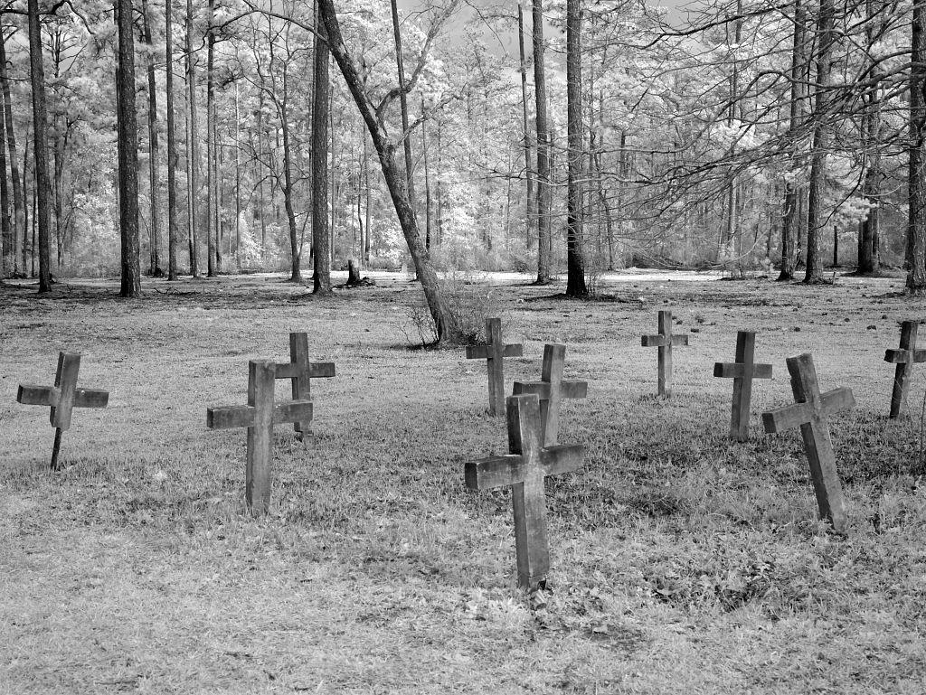 Historic Blakeley State Park, scene of the last major battle of the Civil War, Spanish Fort, Alabama (LOC: http://www.loc.gov/item/2010637702/)