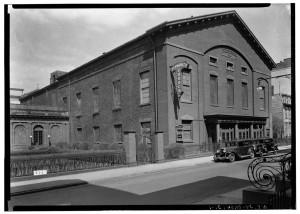 Plymouth Church, Orange & Hicks Streets, Brooklyn, Kings County, NY (LOC: http://www.loc.gov/item/ny0259/)