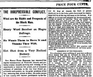 NY Times 9-25-1865