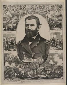 The leader and his battles - Ulysses S. Grant, Lieutenant-General, U.S.A. (1866; LOC: http://www.loc.gov/item/2006677698/)