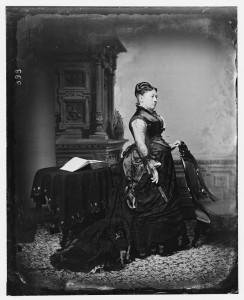 Grant, Mrs. U.S. (Julia Dent)  (between 1865 and 1880; LOC: http://www.loc.gov/item/brh2003002469/PP/)