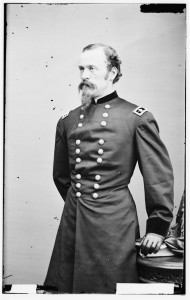 Portrait of Maj. Gen. (as of May 6, 1865) James H. Wilson, officer of the Federal Army (LOC: http://www.loc.gov/pictures/item/cwp2003000406/PP/)