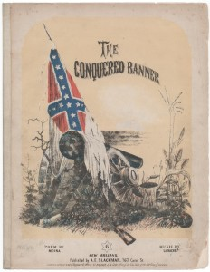 The Conquered banner (http://www.loc.gov/item/ihas.200002443/)