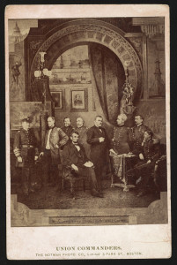 Union commanders With compliments of the Travelers Insurance Company.  (1884; LOC: http://www.loc.gov/item/2015645499/)