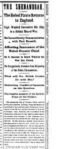 NY Times November 21 1865