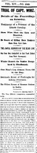 NY Times September 3, 1865