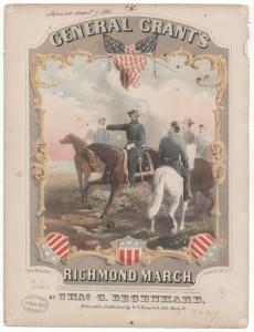 General Grant's Richmond march (1865,1866; LOC: https://www.loc.gov/item/ihas.200000130/)