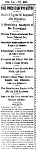 NY Times March 28, 1866