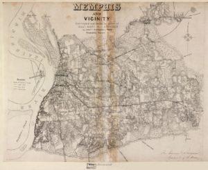 Memphis and vicinity for General Sherman (https://www.loc.gov/item/2006636341/)