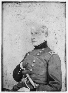 Gen. J.E. Wool (between 1855 and 1865; LOC: https://www.loc.gov/item/brh2003003720/PP/)