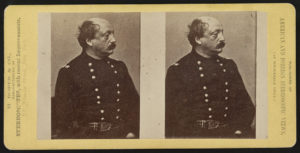 Ben Butler, Maj Gen'l (i.e. Major General) (between 1861-1865; LOC: https://www.loc.gov/item/2015649024/)